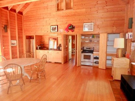 Vineyard Haven, West Tisbury  Martha's Vineyard vacation rental - Plenty of seating area for your guests.