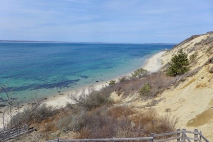 Vineyard Haven, West Tisbury  Martha's Vineyard vacation rental - Absolutely wonderful private beach for your use!!