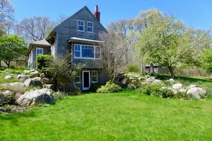 Chilmark Martha's Vineyard vacation rental - Beautiful professionally landscaped grounds