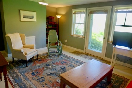 Chilmark Martha's Vineyard vacation rental - Downstairs extra area