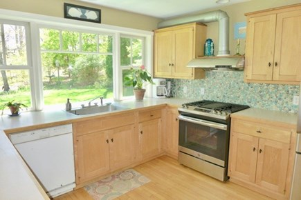 Chilmark Martha's Vineyard vacation rental - Kitchen is fully equipped