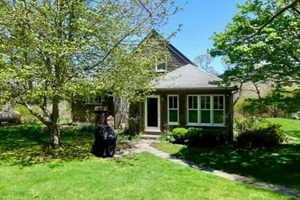 Chilmark Martha's Vineyard vacation rental - Adorable cottage set among the trees.