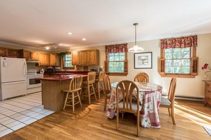 Oak Bluffs Martha's Vineyard vacation rental - Dining area