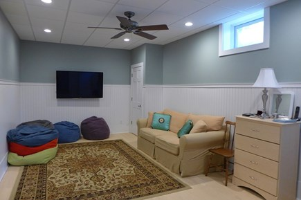 Oak Bluffs Martha's Vineyard vacation rental - Perfect play room in finished basement