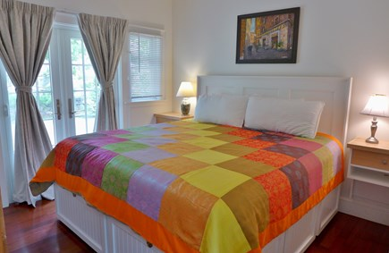 Oak Bluffs Martha's Vineyard vacation rental - 1st Floor King Bedroom