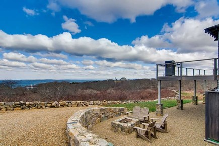 Aquinnah Martha's Vineyard vacation rental - Fire pit