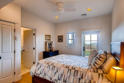 Aquinnah Martha's Vineyard vacation rental - Queen bedroom en-suite