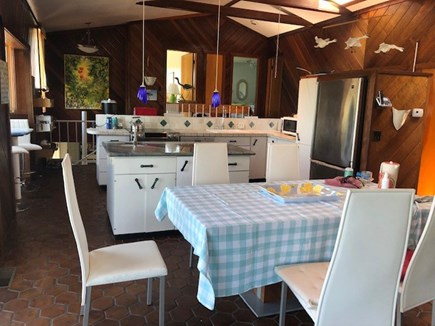 Chilmark Martha's Vineyard vacation rental - Kitchen