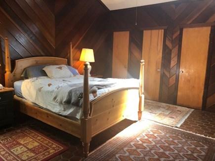 Chilmark Martha's Vineyard vacation rental - Master bedroom