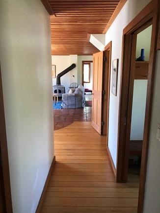 Chilmark Martha's Vineyard vacation rental - View from master bedroom door