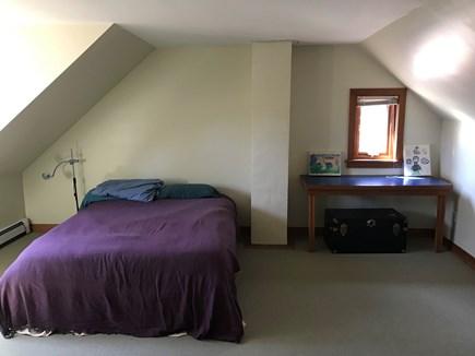 Chilmark Martha's Vineyard vacation rental - Upstairs bedroom #2 Queen bed