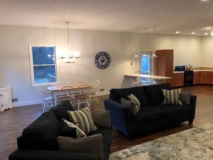 Oak Bluffs Martha's Vineyard vacation rental - Living room, brand new furniture, please take care of it??