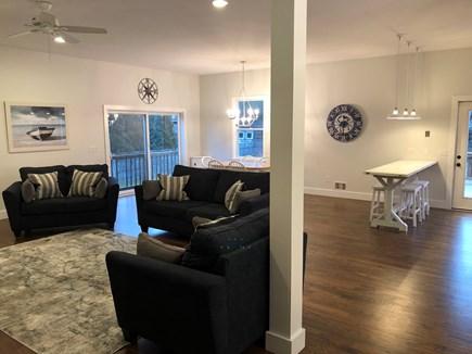 Oak Bluffs Martha's Vineyard vacation rental - Living room, breakfast bar