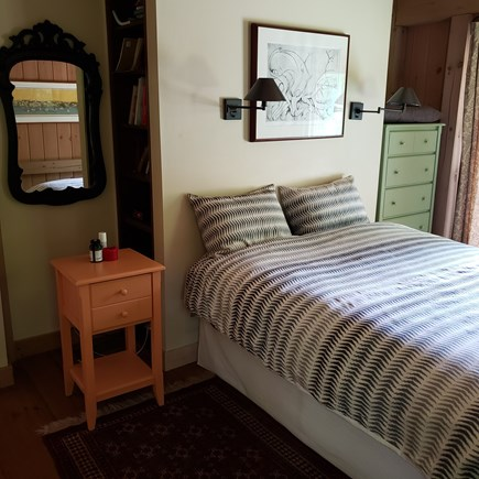 West Tisbury Martha's Vineyard vacation rental - Master with Queen bed