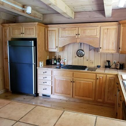 West Tisbury Martha's Vineyard vacation rental - Kitchen with new gas range