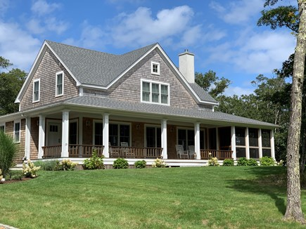 Oak Bluffs Martha's Vineyard vacation rental - A relaxing retreat in Meadow View Farms.