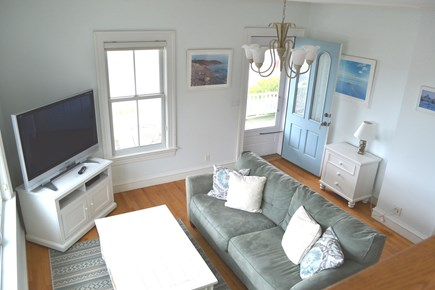 Oak Bluffs Martha's Vineyard vacation rental - First Floor Entry with Wide Screen TV