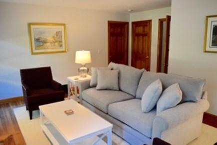 Edgartown Martha's Vineyard vacation rental - Downstairs living area