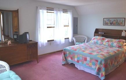 Edgartown Martha's Vineyard vacation rental - Second floor bedroom-3 with Queen bed