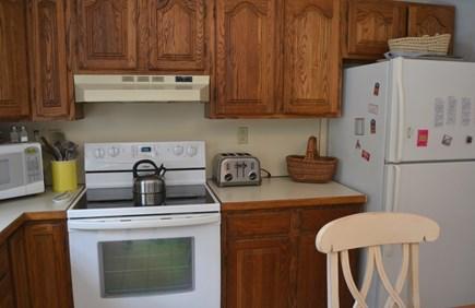 Edgartown Martha's Vineyard vacation rental - Cozy Kitchen area