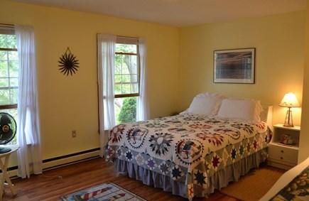 Edgartown Martha's Vineyard vacation rental - First floor bedroom-1 with Queen bed