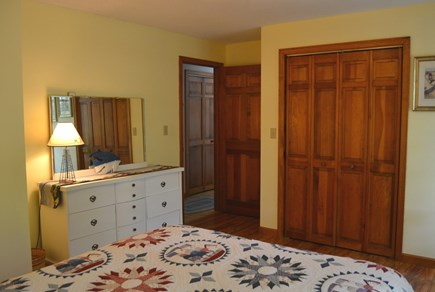 Edgartown Martha's Vineyard vacation rental - Another view of first floor bedroom-1