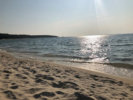 Lambert's Cove, West Tisbury Martha's Vineyard vacation rental - Walk to Gorgeous private Lamberts Cove Beach