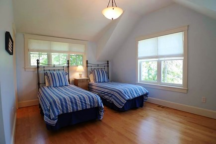 Vineyard Haven, West Chop Martha's Vineyard vacation rental - 2nd Fl Twin Bedroom