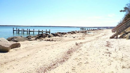 Vineyard Haven, West Chop Martha's Vineyard vacation rental - Private beach!