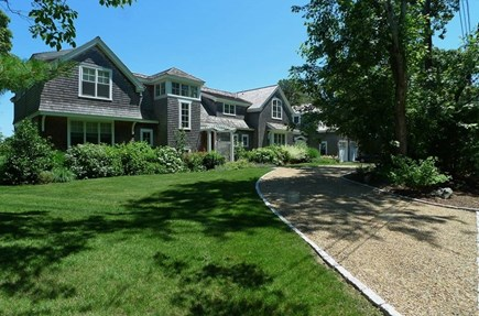 Vineyard Haven, West Chop Martha's Vineyard vacation rental - Luxury home with water views and beach area
