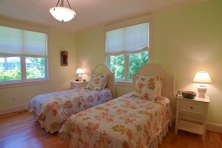 Vineyard Haven, West Chop Martha's Vineyard vacation rental - 1st Fl 2 Twins Bedroom