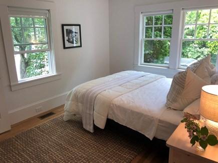 Edgartown Martha's Vineyard vacation rental - Rear Queen Bedroom