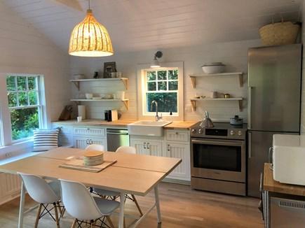 Edgartown Martha's Vineyard vacation rental - New Kitchen w/ Bosch appliances, Nespresso and Milk Foamer