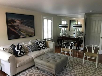Oak Bluffs Martha's Vineyard vacation rental - 1st Floor TV Room