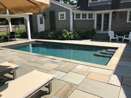 Oak Bluffs Martha's Vineyard vacation rental - Beat the heat with the pool!