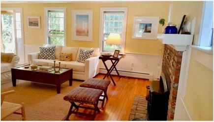 Oak Bluffs, Oak  Martha's Vineyard vacation rental - Large open and light living room to enjoy.