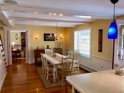Oak Bluffs, Oak  Martha's Vineyard vacation rental - Gather together for a dinner party!