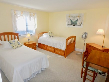 Edgartown Martha's Vineyard vacation rental - Brand new twin beds so you can rest in lush comfort.