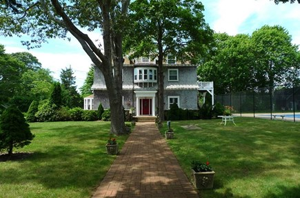 Oak Bluffs Martha's Vineyard vacation rental - Centrally located with privacy