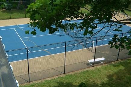 Oak Bluffs Martha's Vineyard vacation rental - Private Tennis Court