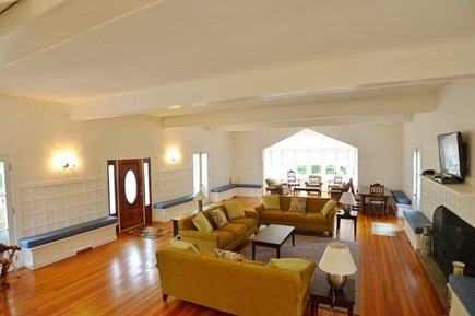 Oak Bluffs Martha's Vineyard vacation rental - Ballroom scale Living room