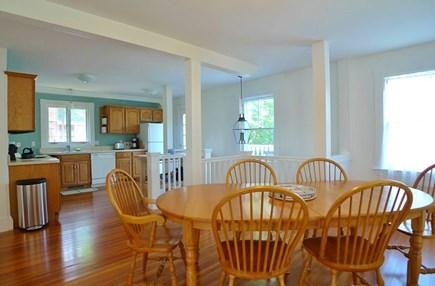 Oak Bluffs Martha's Vineyard vacation rental - 2nd Fl Kitchen/Dining area