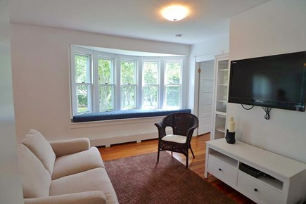 Oak Bluffs Martha's Vineyard vacation rental - 2nd Fl Sitting Area off the Dining