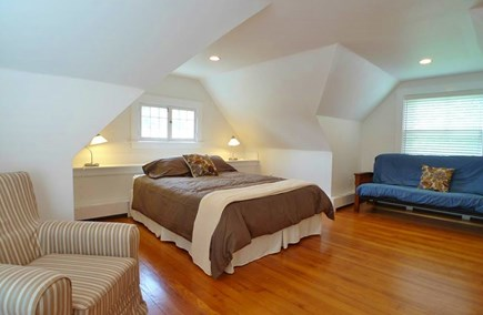 Oak Bluffs Martha's Vineyard vacation rental - 3rd Fl Queen/Full Futon