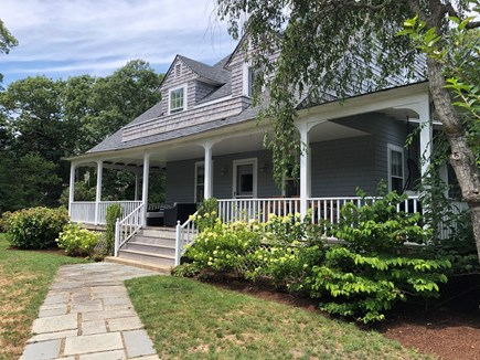 Vineyard Haven Martha's Vineyard vacation rental - Front of house