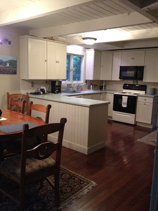 Oak Bluffs Martha's Vineyard vacation rental - Open kitchen dining area