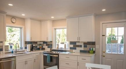 Oak Bluffs, East Chop Martha's Vineyard vacation rental - Newly renovated kitchen
