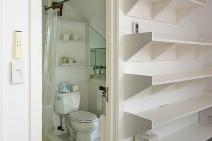 Aquinnah Martha's Vineyard vacation rental - Main house master bathroom