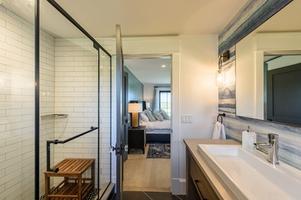 Katama - Edgartown Martha's Vineyard vacation rental - First floor master bathroom.