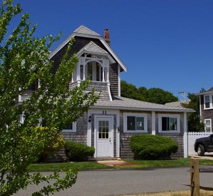 Oak Bluffs Martha's Vineyard vacation rental - Beautiful Victorian cottage on Waban Park.